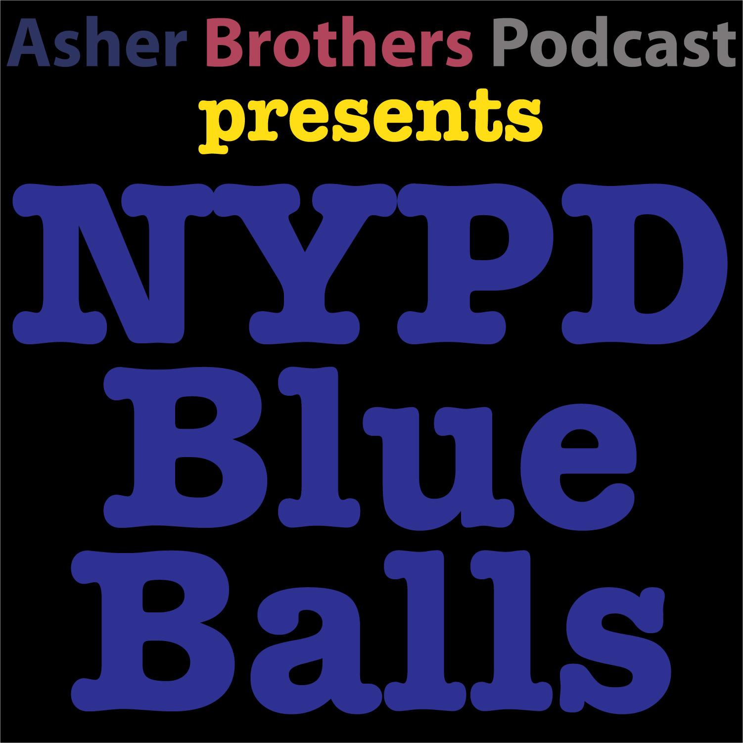 NYPD Blue Balls